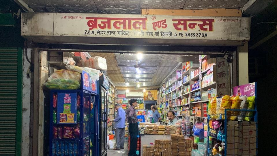 Brijlal and Sons was set up in central Delhi's Meharchand Market in 1947 when Rawalpindi grocer Brijlal was allotted the shop to build a new life in newly independent India.