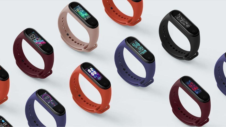 Mi Band 4 is coming soon