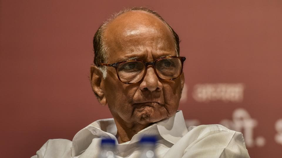 Sharad Pawar accused the chief minister of not paying much attention to the relief operations.