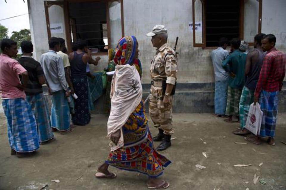 An NRC center, Morigaon, Assam,  August 31. It is time to step back and look at Assam and lessons from there
