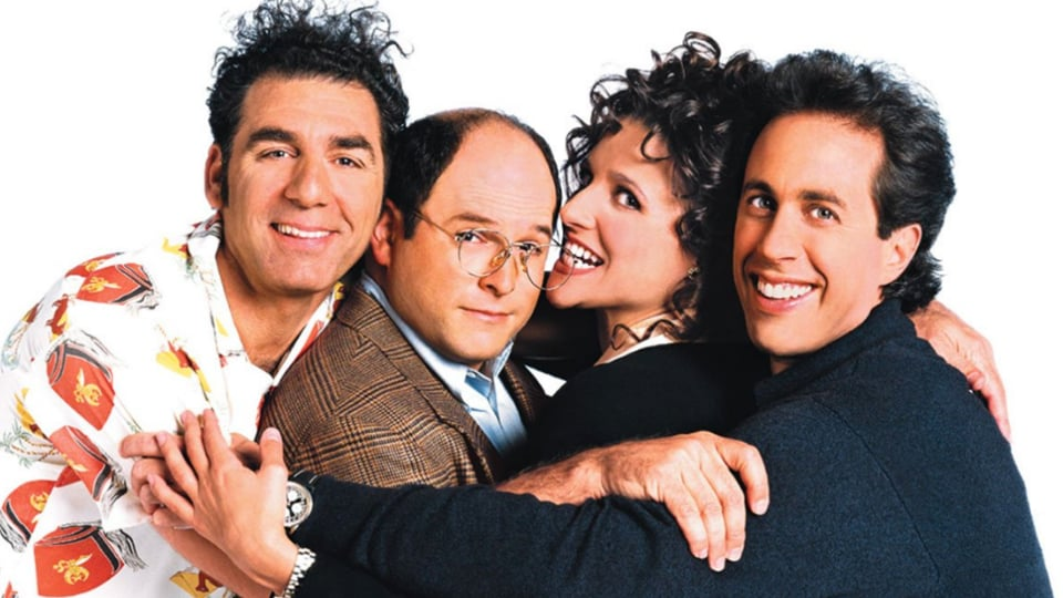 All 180 episodes of 'Seinfeld' coming to Netflix