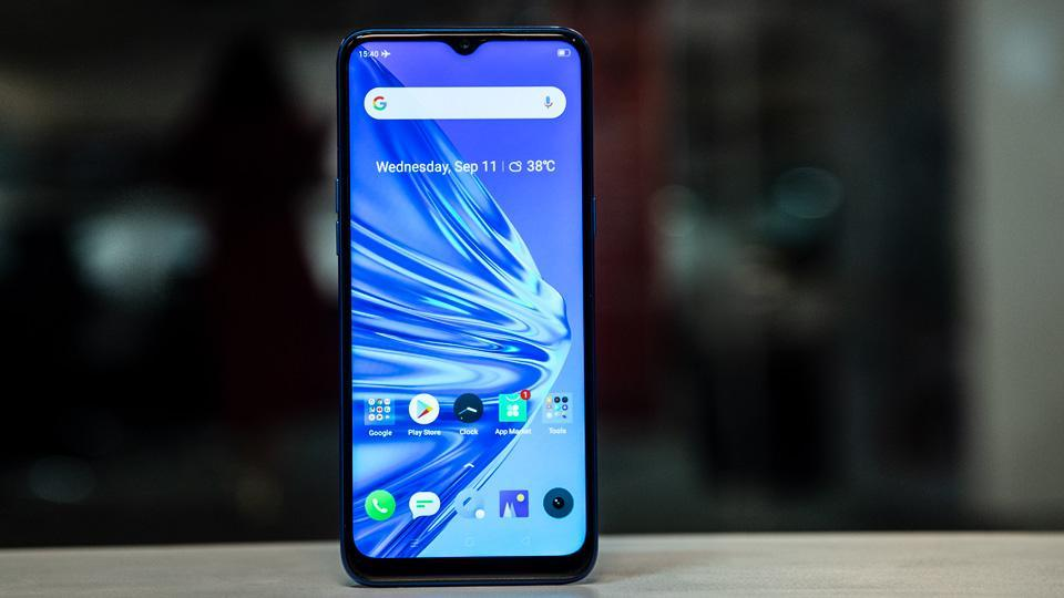 More than 130,000 units of Realme 5 Pro were sold within minutes of it hitting online stores.
