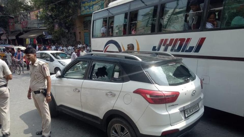 On September 8, five men had reportedly intercepted Virender's Hyundai Creta on Lampur Road in Outer Delhi's Narela and sprayed 30-40 bullets at his car, while he was seated beside the driver.