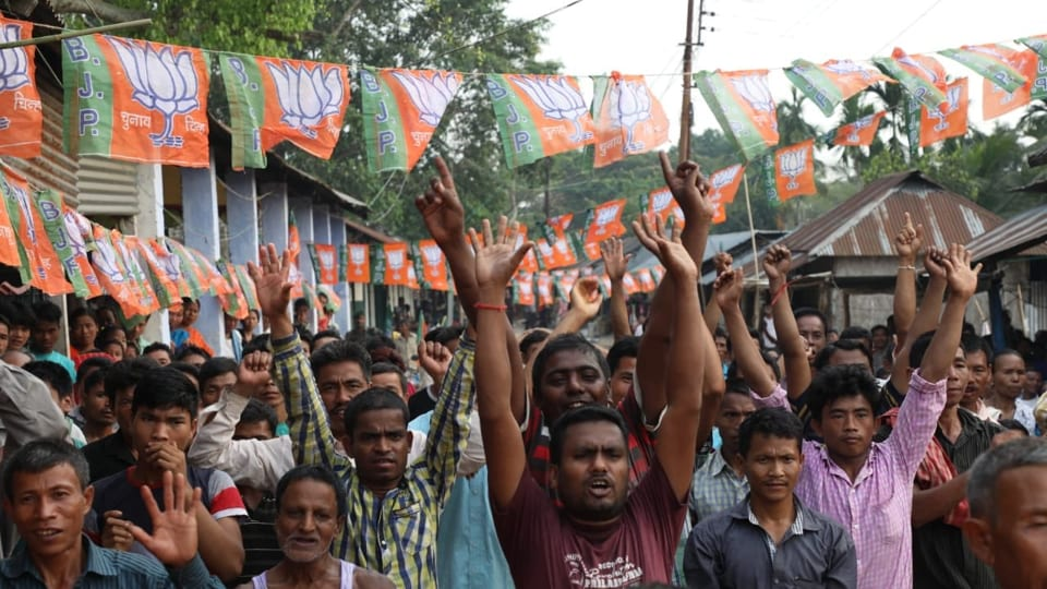 The ruling Bharatiya Janata Party (BJP), as part of its countrywide celebration of Seva Saptah (social service week) launched a variety of social service campaigns in Tripura two days ago. Image used for representational purpose only.