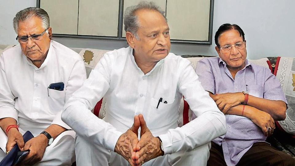 After surveying flood-hits areas along the Chambal river, Rajasthan CM Ashok Gehlot said  people affected by floods in these areas will also get compensation for their loss.