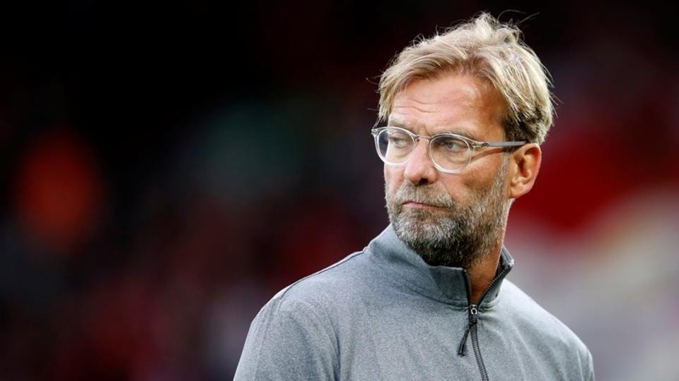 File photo of Liverpool manager Jurgen Klopp.
