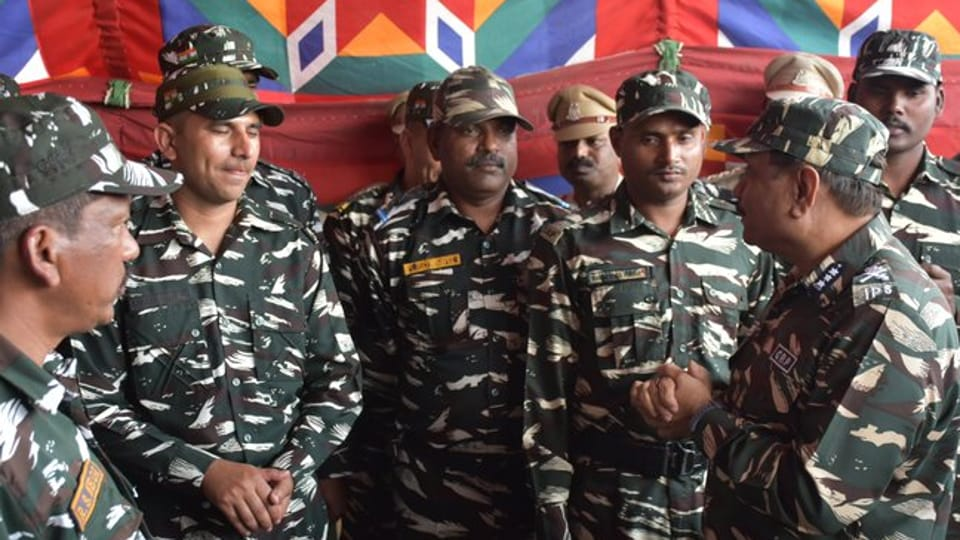 The move would also ensure faster career growth and better remuneration for these personnel who form the bulk of an operational team that is led by officers of the CRPF cadre and those from the Indian Police Service (IPS. (Photo @crpfindia)