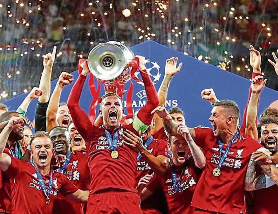 Liverpool won the Champions League last year while Chelsea lifted the Europa League defeating Arsenal in final