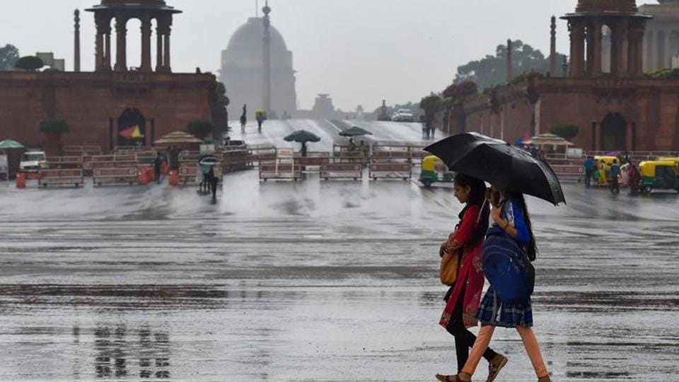 This year, the onset of the southwest monsoon was also delayed by a week; it hit Kerala on June 8, instead of its scheduled date of June 1.