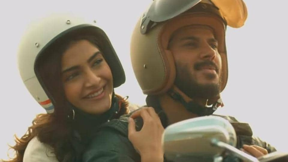 Sonam Kapoor and Dulquer Salmaan play lead roles in The Zoya Factor