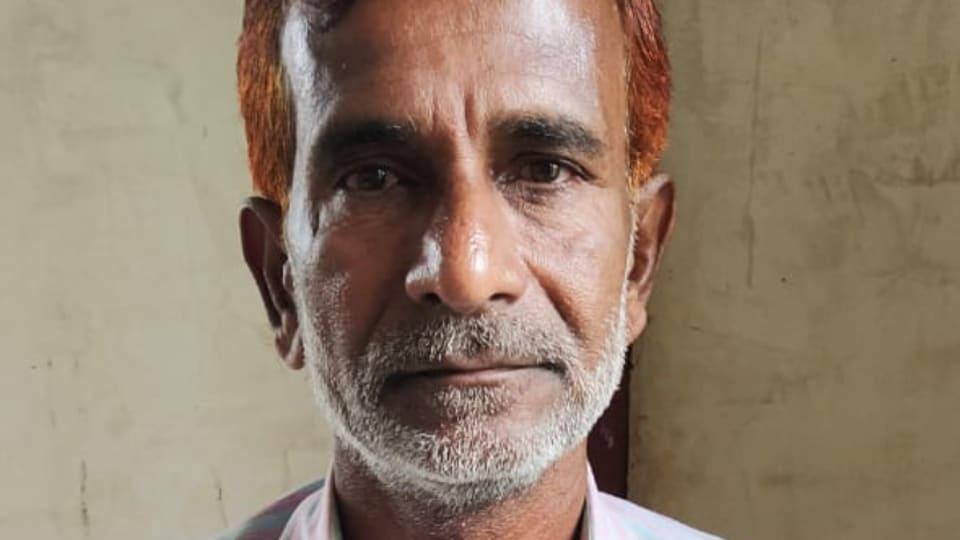The driver, identified as Abdul Kadar Fakir Ahmed, 44, is a resident of Dharagiri in Bidar district of Karnataka.