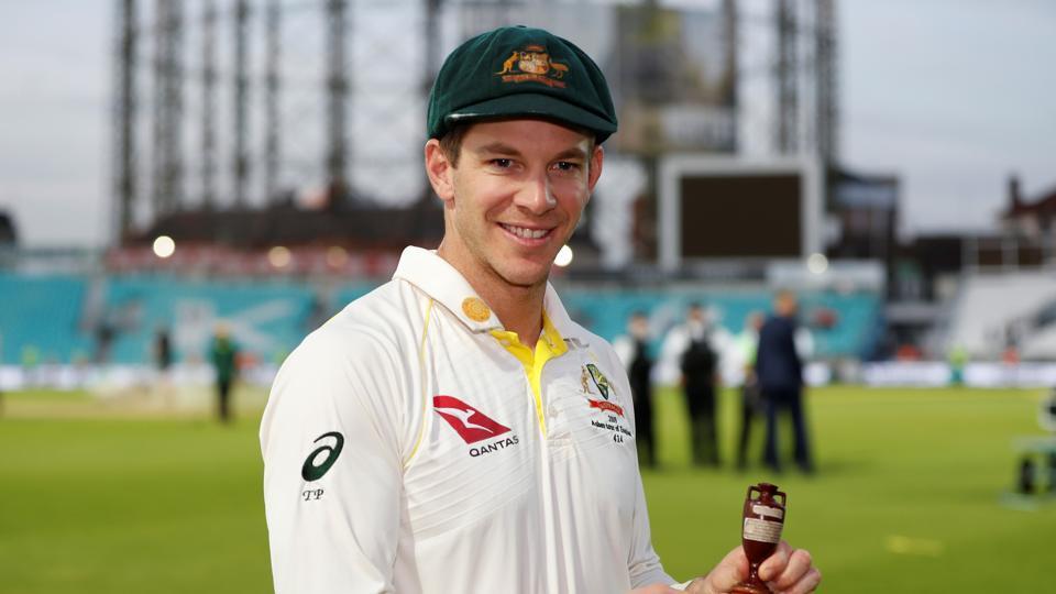 Australia captainTim Paine.