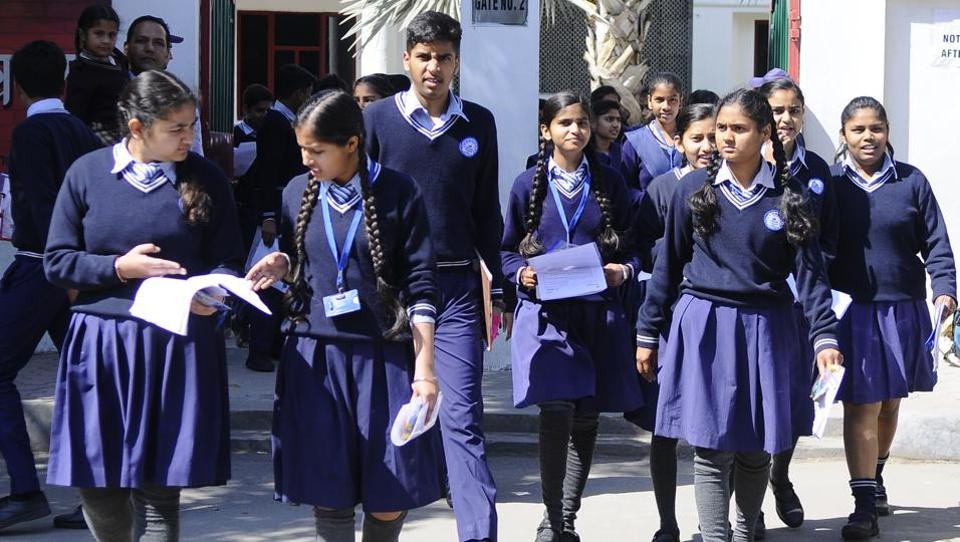 This year, 659 students of 16 peripheral govt schools in city were given admit cards to appear in CBSE Classes 10 and 12 board examination despite low attendance.