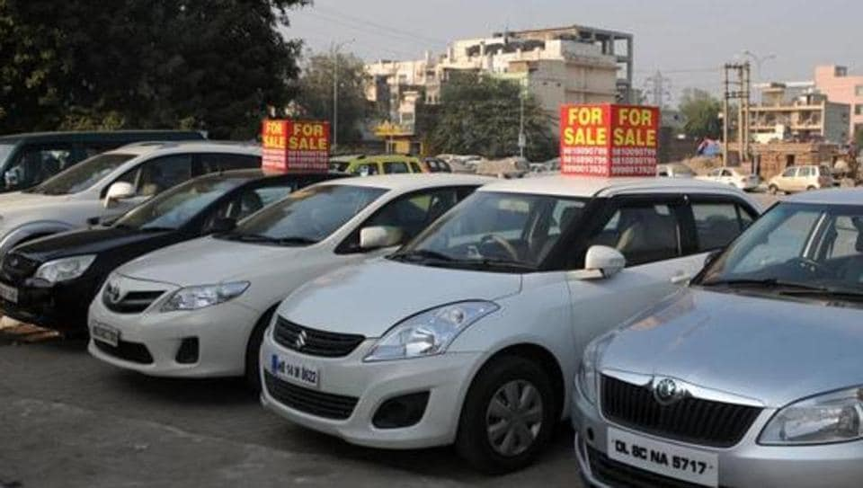 Vehicle registrations in the national capital have declined in the first eight months of 2019.