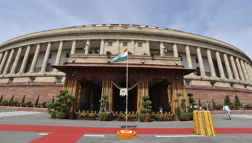 India's lower house of representatives, the Lok Sabha, has seen the number of graduates increase from the first Lok Sabha (in 1952) to the seventeenth