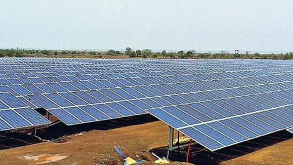 NTPC aims to invite bids from developers to set up projects in the mega solar park.
