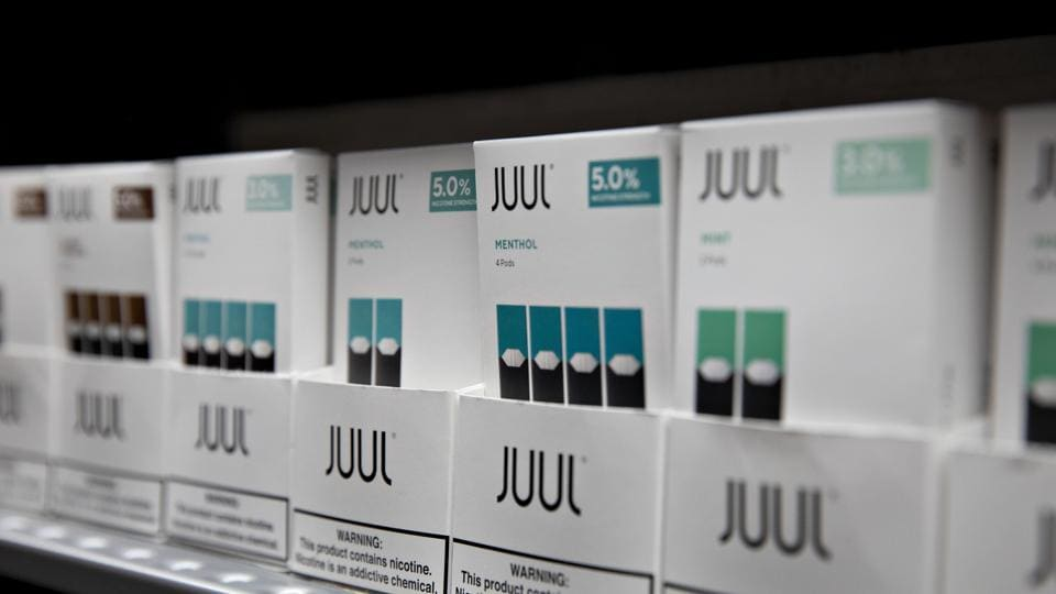 NY implements ban on flavored e-cigarettes amid public health crisis