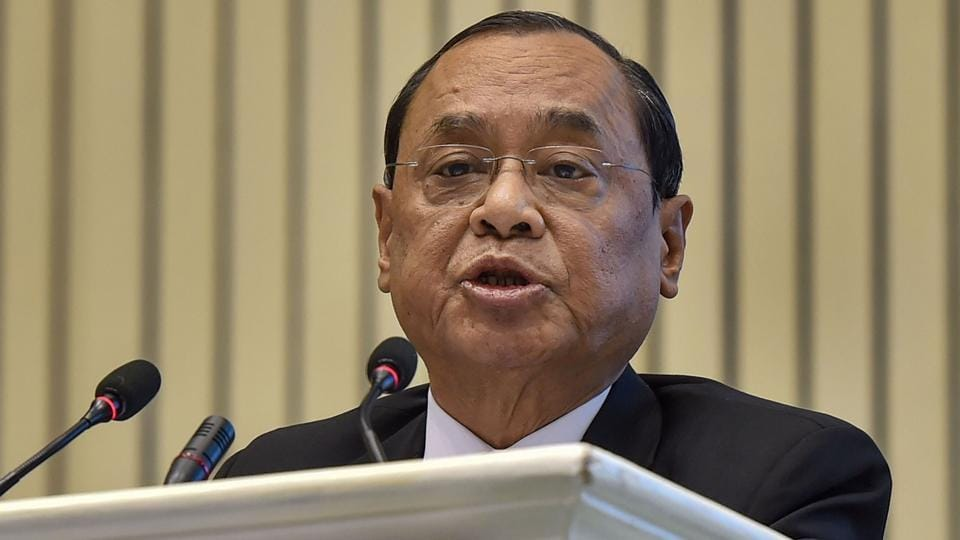 Chief Justice of India, Justice Ranjan Gogoi