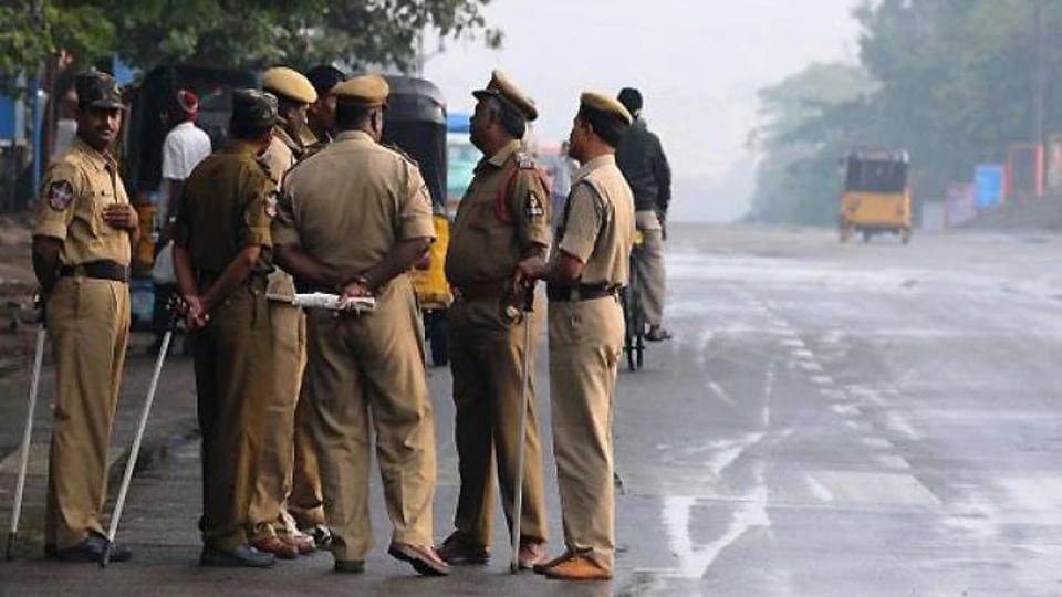 Central Bureau of Investigation (CBI) court in Punjab's Mohali on Wednesday convicted two former policemen of abduction and wrongful confinement of a Patiala man in 1993