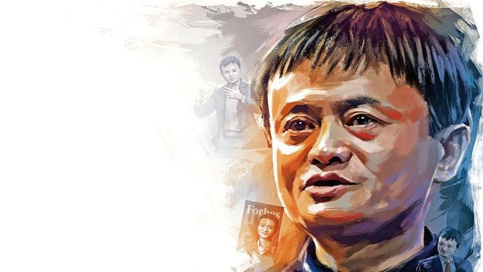 Co-founder of Chinese e-commerce giant Alibaba, Jack Ma  stepped down as group's executive chairman on September 10,2019.