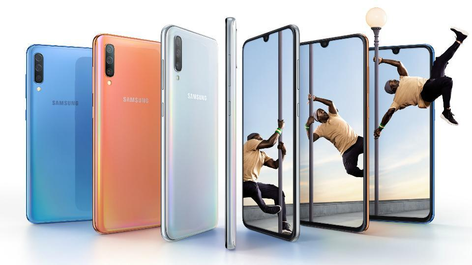 Image result for Samsung Galaxy A70s with 64MP camera launching in India later this month: report