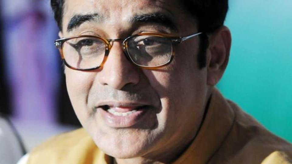 Former Jharkhand Congress chief Ajoy Kumar.
