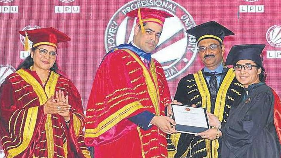 53 awarded doctoral degrees at LPU's 10th convocation,
