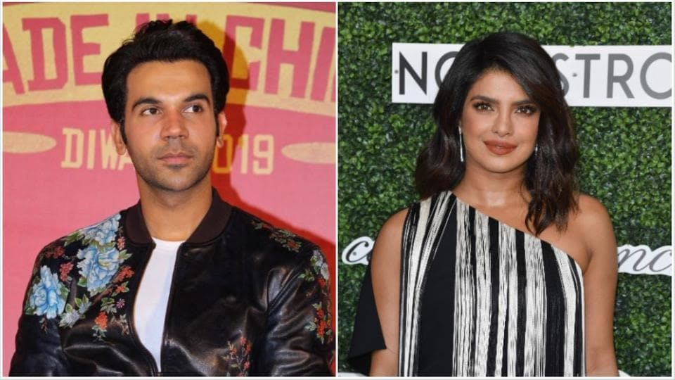 Rajkummar Rao and Priyanka Chopra will work together for the first time on The White Tiger.