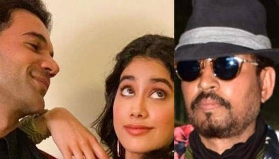 While Irrfan just completed the London schedule of Angrezi Medium, Janhvi Kapoor and Rajkummar Rao have wrapped up shoot for RoohiAfza.