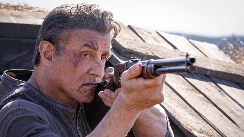 Rambo: Last Blood movie review: Sylvester Stallone as John Rambo in a scene from Rambo: Last Blood.