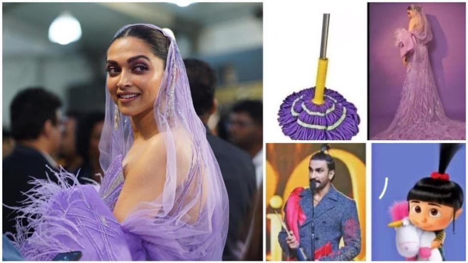 Deepika Padukone's fans are enjoying her latest obsession with memes.