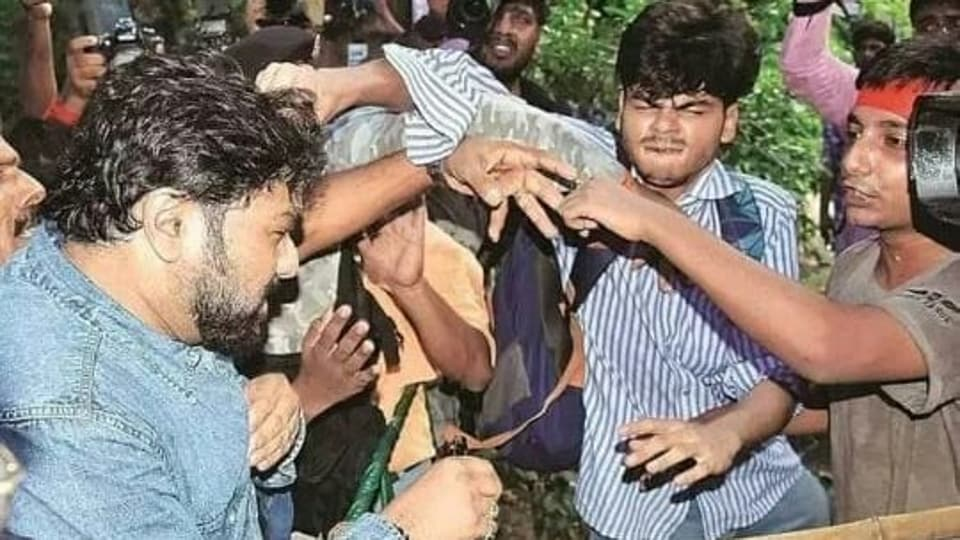 """Babul Supriyo said that those who targeted him would not be dealt with in the same manner as they had done, but """"rehabilitated mentally"""" so that they """"behave as students"""""""