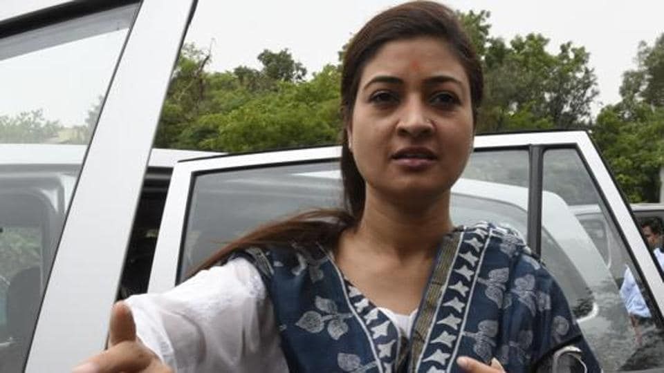 The decision on Lamba's disqualification was taken on the petition of AAP legislator Saurabh Bharadwaj. The AAP said that Lamba claimed during the hearing called by the Speaker that her resignation on Twitter should not be taken seriously.