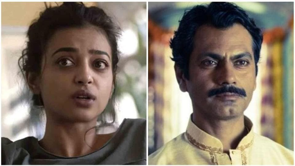 Radhika Apte was nominated in Best Actress category while Nawazuddin Siddiqui's Sacred Games and McMafia were nominated in Best Drama category.