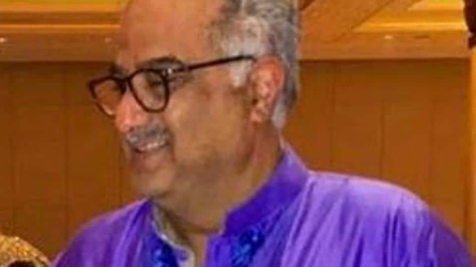 Boney Kapoor was named in the case as he allegedly promised a celebrity cricket league which was never held in Rajasthan.