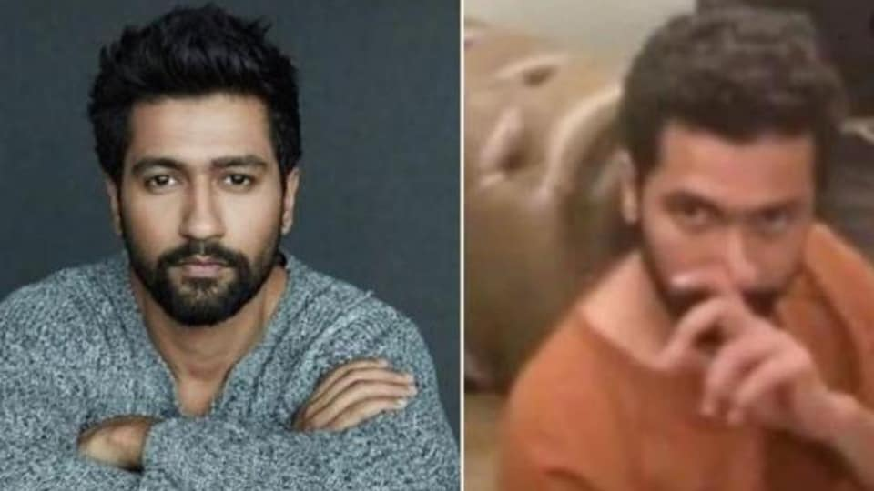 Vicky Kaushal has spoken about drug party claims after a video went viral.