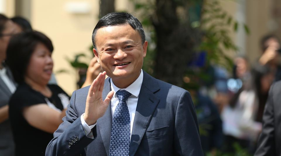 Jack Ma started his career as an English teacher and went on to set up a translation services business in 1994, before founding Alibaba.com.