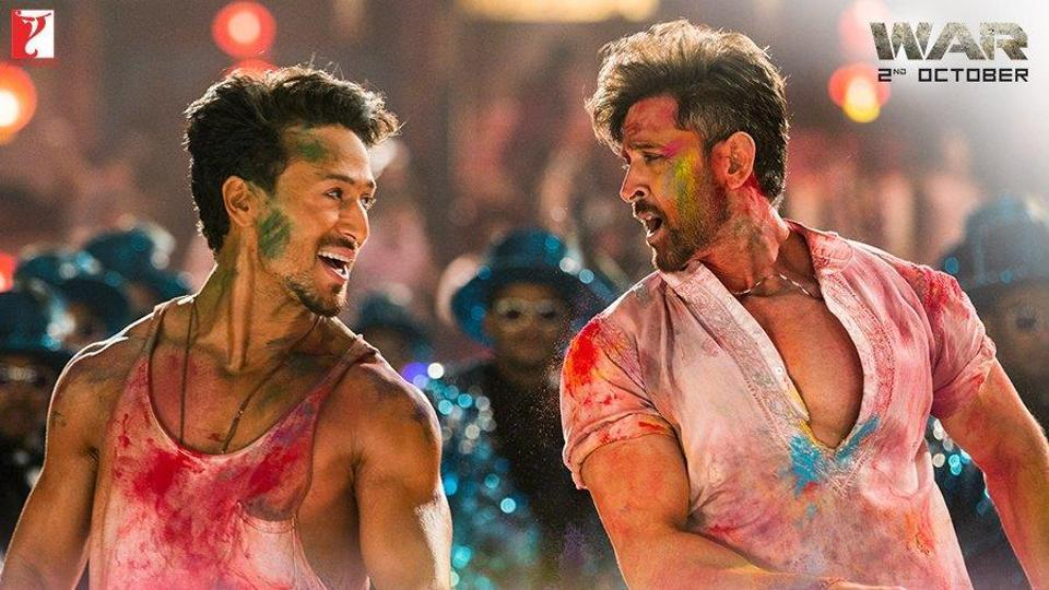 Hrithik Roshan and Tiger Shroff will be seen dancing together for the new Holi song.