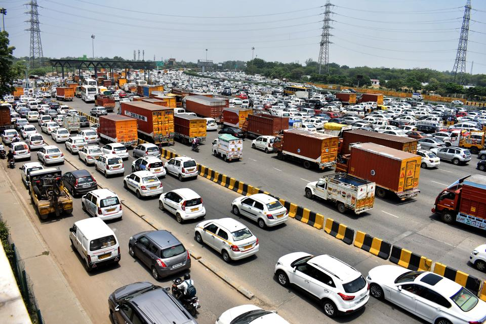Efficient governance would control parking, prevent encroachment, and make traffic flow more freely by enforcing rules. In Delhi, governance is so poor that the bus-lane experiment failed because traffic other than buses was not prevented from driving down the lanes
