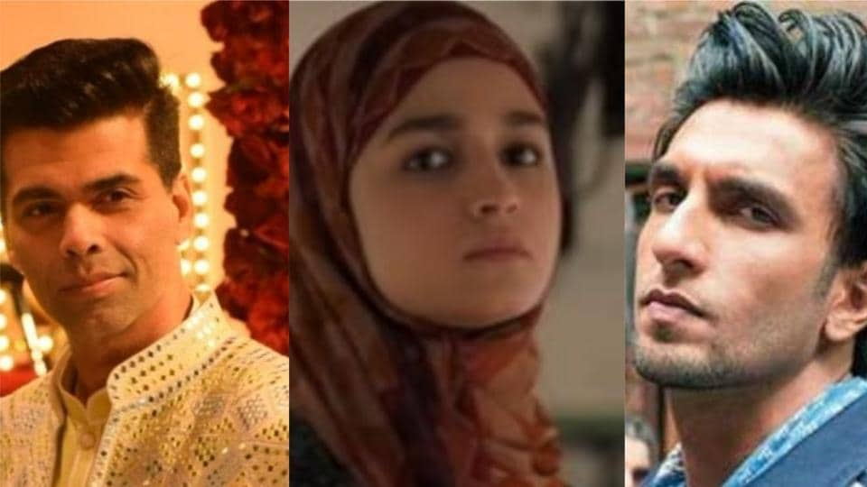 Alia Bhatt and Ranveer Singh pla lead roles in Gully Boy, India's official entry to Oscar 2020 nominations.