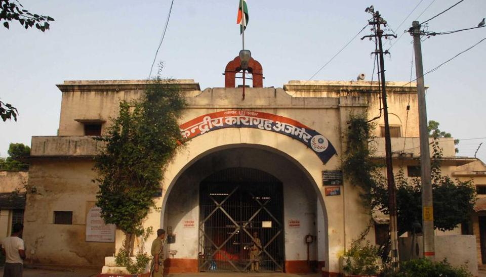 Jail staff at Ajmer Central jail allegedly ran a bribery racket to provide inmates various products and services banned inside the prison.