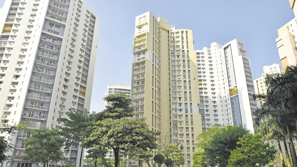 The realty industry responded positively to the government's decision to cut corporate tax.