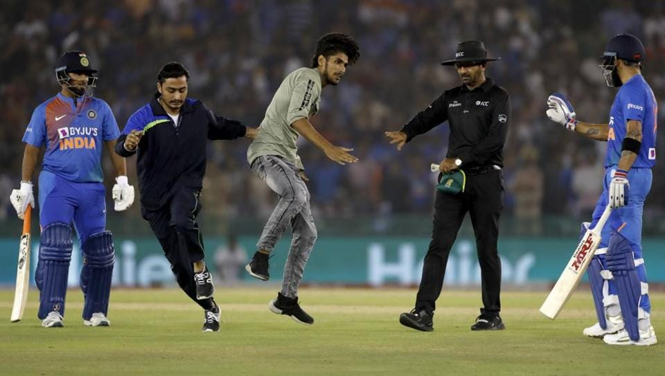 India Vs South Africa Team India S Security Paramount Acu