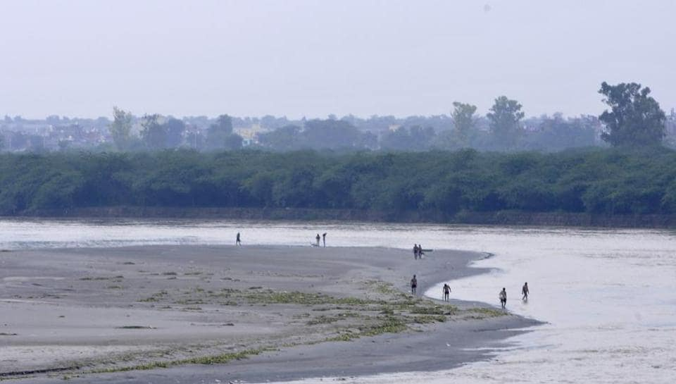 Uttar Pradesh CM Yogi Adityanath said that dredging, beautification and sewage treatment plants were part of the Yamuna cleansing process.