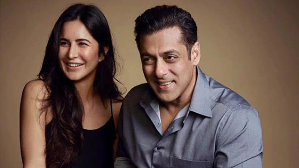Salman Khan turns cheerleader for Katrina Kaif in this viral video