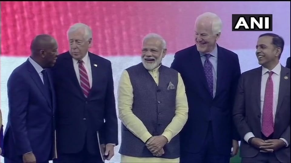 PM Narendra Modi Conferred With 'Global Goalkeeper' Award For Swachh Bharat Abhiyan