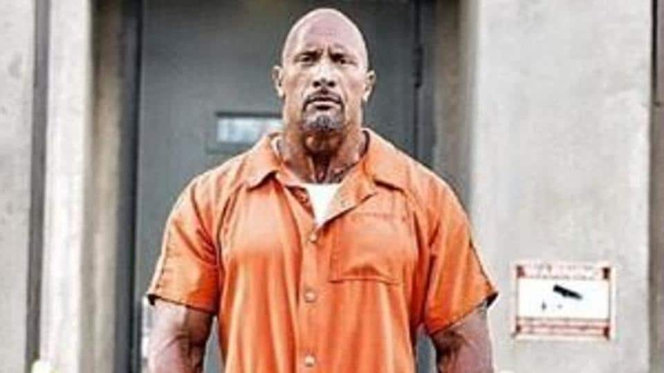 Dwayne 'The Rock' Johnson is going to present BMF belt at UFC 244.