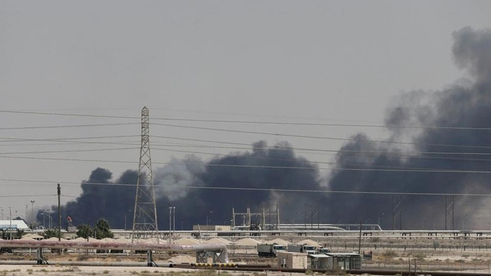 A massive drone strike at Saudi Arabian oil facilities have jolted oil markets.