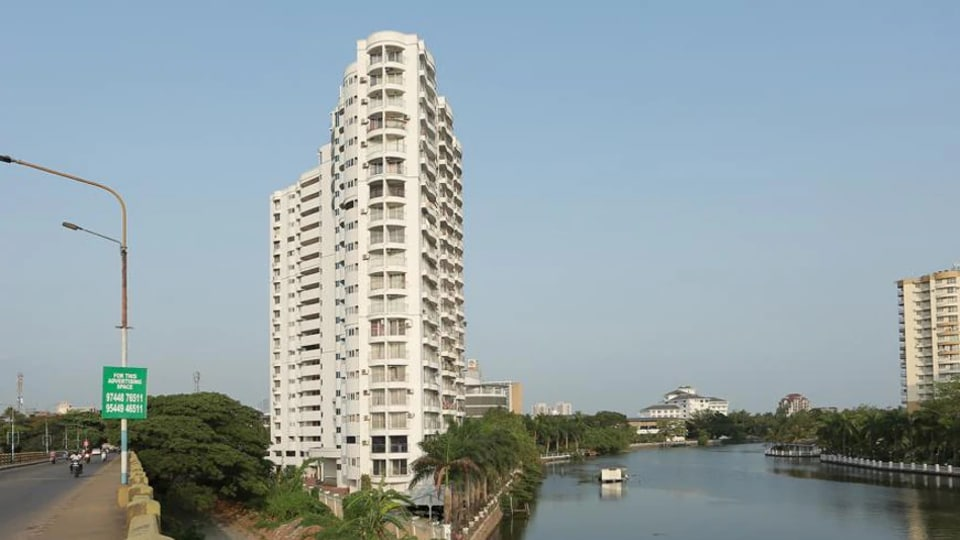 The affidavit said the Maradu municipal corporation had given eviction notices to all occupants and invited tenders to carry out demolition of these flats.
