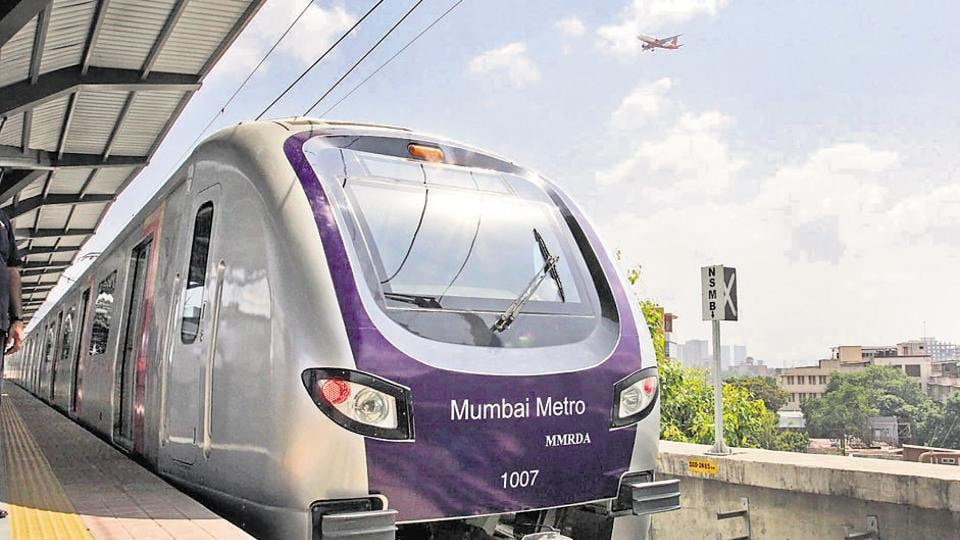 The Mumbai Metro One pvt ltd (MMOPL)  has made a series of structural changes at the metro station to create more room at the interchange between the metro and railway station.